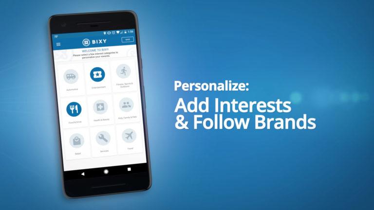 Bixy: App Tutorial