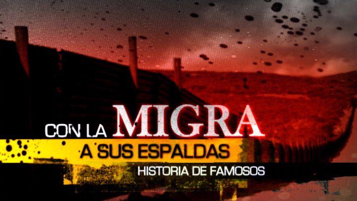 Con la Migra a sus Espaldas