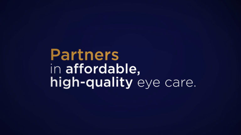 Davis Vision: Partners
