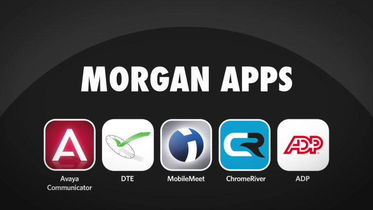 Morgan Lewis: More Apps