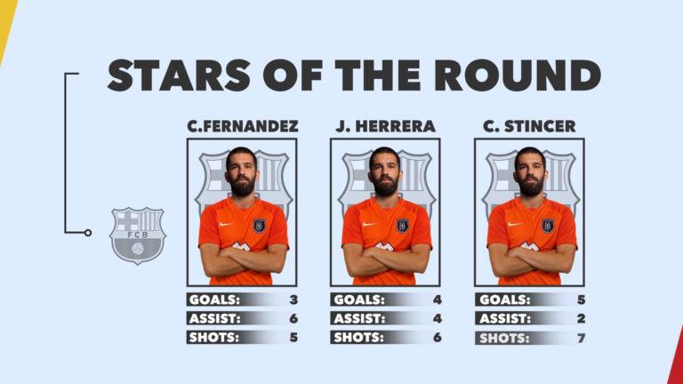 Stars of the Round