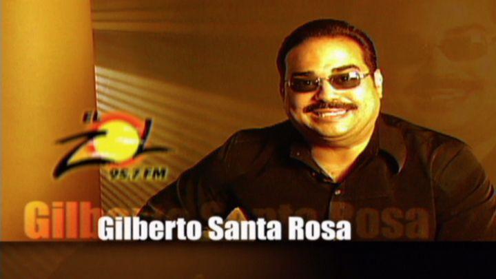 Gilberto Santa Rosa Zol 95.7