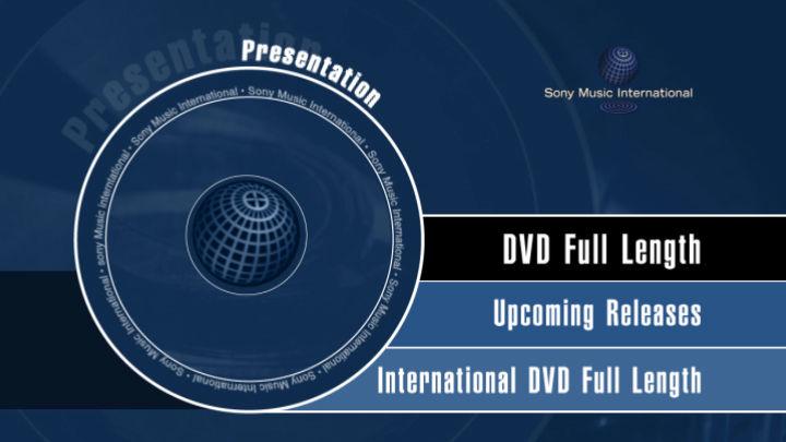 Sony Music Presentation
