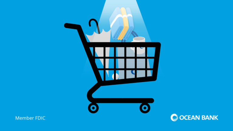 Shopping Cart Banner